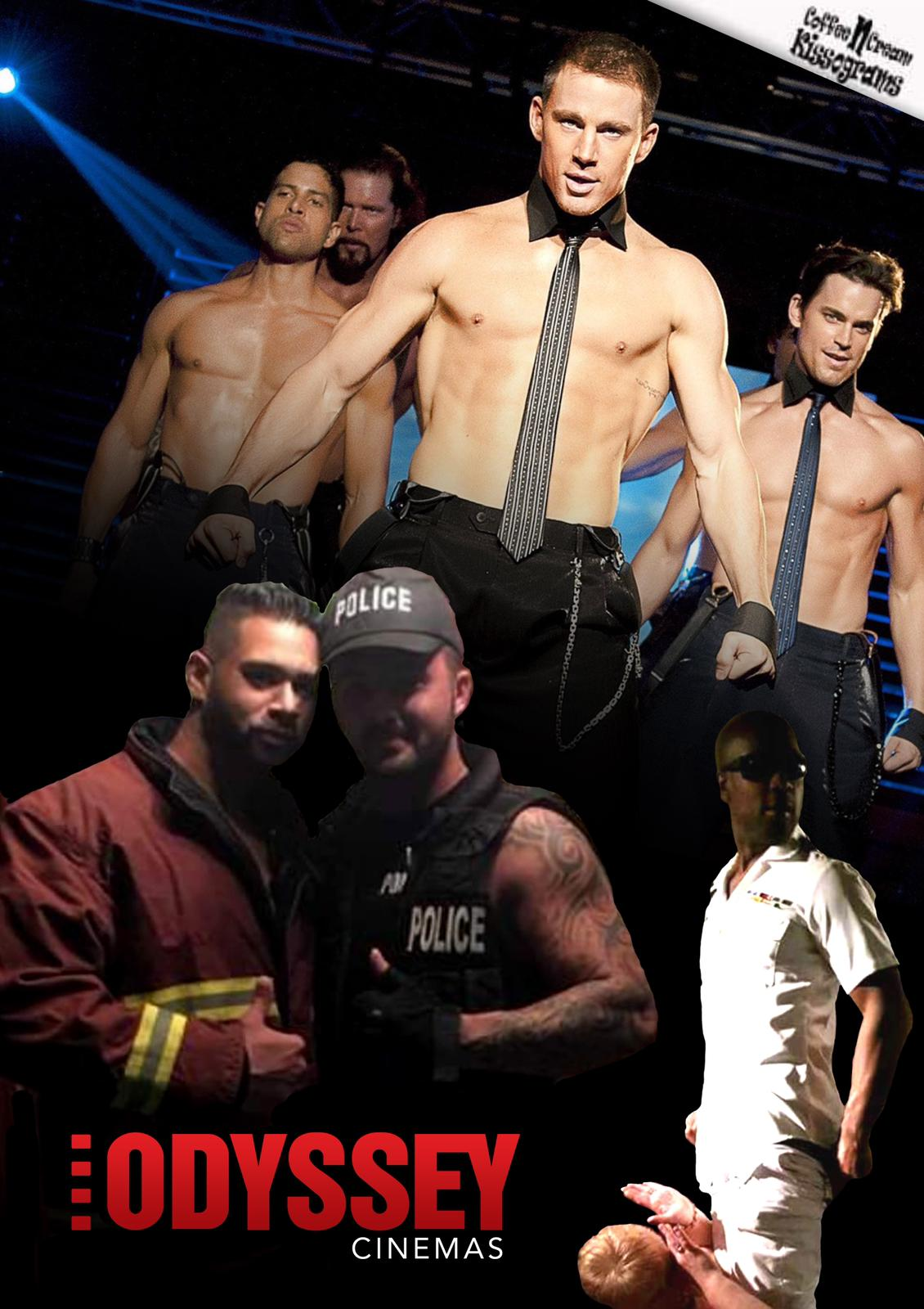 BEST TOPLESS BUTLERS